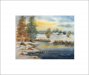 2021 Nr. 394 Winter am Spreebogen