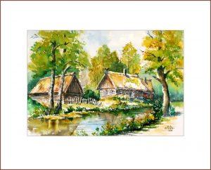 2021 Nr. 400 Alter Spreewaldhof
