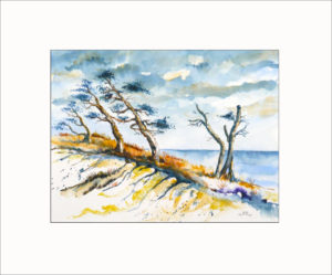 Windflüchter 30 x 40 cm (Nr. 86)