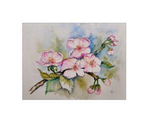 Kirschblüten – 40 x 50 cm (Nr. 264)