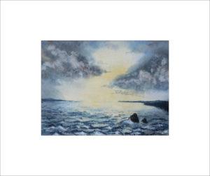 Meeresimpressionen – 40 x50 (Nr. 149)